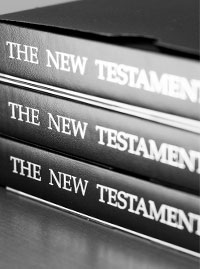 The New Testament books